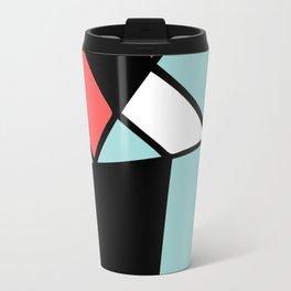 Abstract #854 Travel Mug
