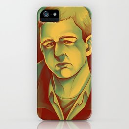 In the Flesh - Steve Walker iPhone Case