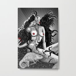 Animus Metal Print