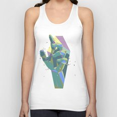 Break On Through To The Other Side Unisex Tank Top