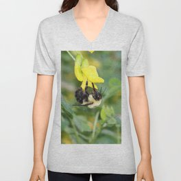 Save The Bees! Unisex V-Neck