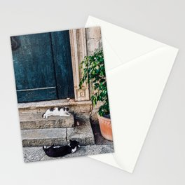Cats of Croatia Stationery Cards