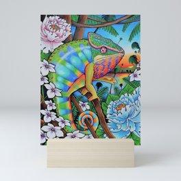 'Discovery' 11''x14'' Colored Pencil and Marker on Bristol Board 2013 Dan Gribben Mini Art Print
