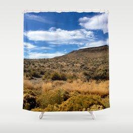 High Desert 1 Shower Curtain