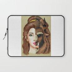 Beauty & the Beast Laptop Sleeve