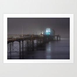 Mumbles Pier Art Print