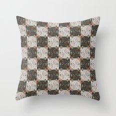 Super Mega Ultra Square  Throw Pillow
