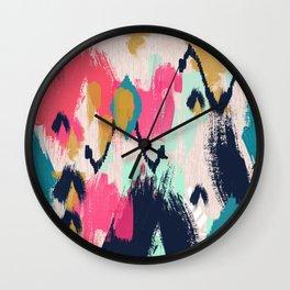 Bohemian take 2 Wall Clock