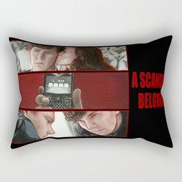 A Scandal in Belgravia Rectangular Pillow