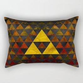 Ganondorf Geometry Rectangular Pillow