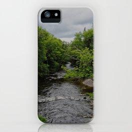 Wandering Waters iPhone Case