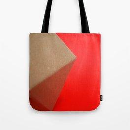 in the corner Tote Bag