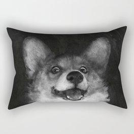 Sausage Fox Rectangular Pillow