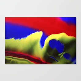 They Mostly Come at Night ... Mostly. Canvas Print