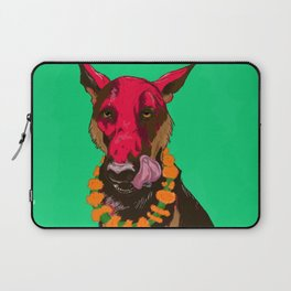 Dog Festival Laptop Sleeve