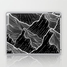 Sea mountains Laptop & iPad Skin