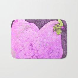 Pink Orp Bath Mat