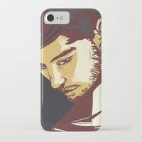 zayn malik iPhone & iPod Cases featuring Malik by Rosketch
