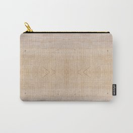 wood 5 Carry-All Pouch