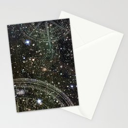 The Stars and the Sea Stationery Cards