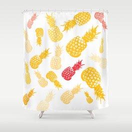 Ananas Shower Curtain