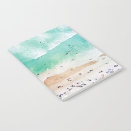 Beach Mood Notebook