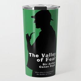 The Valley of Fear - Sherlock Holmes Travel Mug