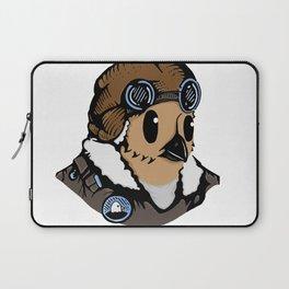 Sergeant Fluff n Feathers Laptop Sleeve