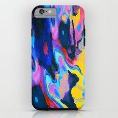 Sunset Oil iPhone 6 Tough Case