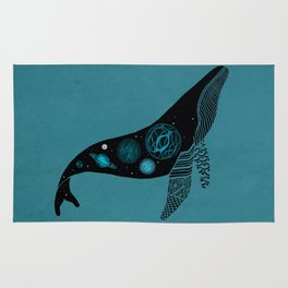 Whale Soul & the Galactic Tour Rug