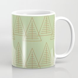 Winter Hoidays Pattern #10 Coffee Mug
