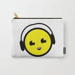 DJ Smile Rave Carry-All Pouch