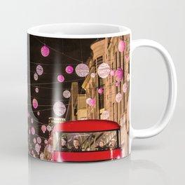 Londn Xmas christmas Coffee Mug