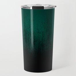 Emerald Ombré Travel Mug