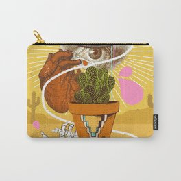 DESERT VISIONS Carry-All Pouch