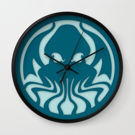 Myths & monsters: Cthulhu Wall Clock