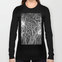 Tangled strangler fig Long Sleeve T-shirt
