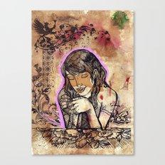 Ciana Canvas Print
