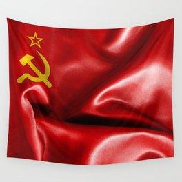 Soviet Union Flag Wall Tapestry