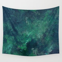 Flora.Under.Water Wall Tapestry