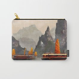 Ha Long Bay Carry-All Pouch