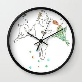 Aquaman Wall Clock