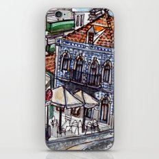 Buarcos, Portugal iPhone & iPod Skin