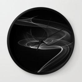Smoke01 Wall Clock