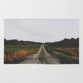 Down the winding road Rug