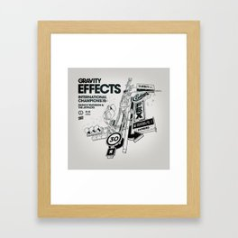 PRINT Nº021 Framed Art Print