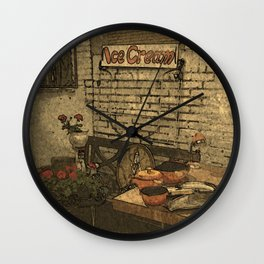 Jumble Shop DPPA150504f Wall Clock