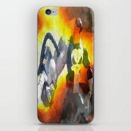 Hybrid Frank iPhone Skin
