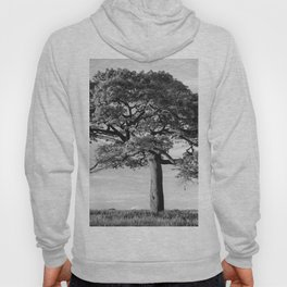 The Tree (Black and White) Hoody