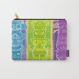 Totems Carry-All Pouch